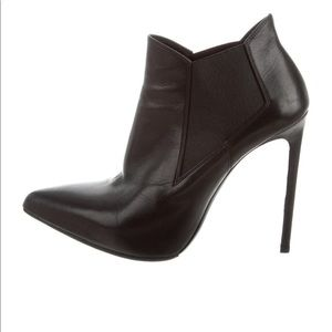 Saint Laurent booties - size 38.5
